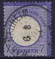 Deutschland, 1872, Mi 26  Cancelled Grosser Brustschild - Germany