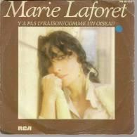 """45 Tours SP - MARIE LAFORET - RCA 61110  """" Y'A PAS D'RAISON """" + 1 - Other - French Music"""
