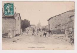 52 - Cerizieres - Vue Générale - Animée - Sonstige Gemeinden