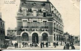 N°27334 -cpa Elbeuf -banque De France- - Banques