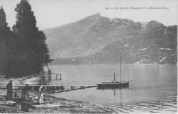 73 LE LAC Du BOURGET Et La Dent Du Chat - Le Bourget Du Lac