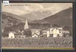 DISTRICT D´AIGLE /// BEX - TB - VD Vaud