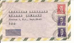 Lettre    Bresil 1962  (72) - Brazilië
