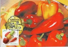 Romania Maxi Card / Pepper - Légumes