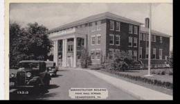 Pennsylvania Chambersburg The Administration Building Penn Hall School Dexter Press Archives - United States
