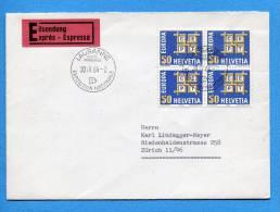 Suisse, Switzerland, Schweiz, 1964, Europa - Switzerland