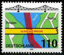 BRD - Mi 1967 - ** Postfrisch (A) - 110Pf  Glienicker Brücke - Unused Stamps
