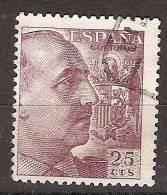 España U 1048 (o) Franco - 1931-Today: 2nd Rep - ... Juan Carlos I