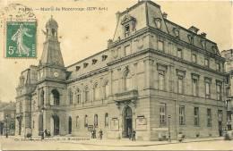 PARIS 14 - Mairie De Montrouge    -- Lascoux - District 14