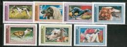 HUNGARY - 1972. Greyhounds - Dogs Cpl.Set MNH! - Ungheria