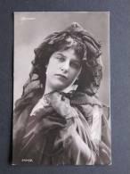 Schönheit Echt Foto 12.6.1912 Gelaufen - Pin-Ups