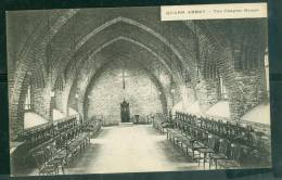Quarr Abbey - The Chapter House   Ug75 - Angleterre