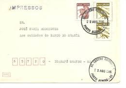Lettre Bresil   1985 (15) - Brazilië