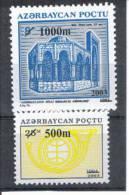 Az 0550-551 Azerbaijan Aserbaidschan 2003 - Azerbaïdjan