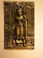 Angkor - Deveta - Divinité Féminine