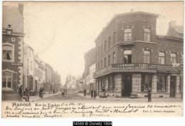 14589g RUE Du TOMBEAU - BRASSERIE - LAMBINON ROSKAM & ROLLIN Vêtements - HANNUT - 1901 - Hannuit