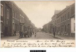 14590g RUE De La STATION - Hannut - 1901 - Hannuit
