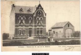 14783g MAISON De La Rue De La STATION - Avennes - 1903 - Braives