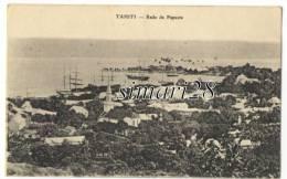 TAHITI - RADE DE PAPEETE - Polynésie Française