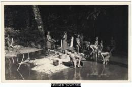 14853Mg C. ZAGOURSKI - PHOTOGRAPHE - L'AFRIQUE QUI DISPARAIT! - Groupe De Femmes - Seins Nus - Carte Photo - Congo Belge - Autres