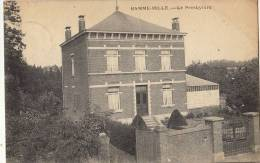 Carte Postale Hamme Mille Beauvechain Le Presbytere - Beauvechain