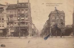 Carte Postale Woluwe Saint Lambert Avenue Geoges Henri - St-Lambrechts-Woluwe - Woluwe-St-Lambert