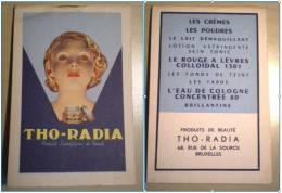 Petit Carnet De { THO-RADIA } - Perfume Cards