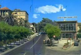 SANTA MARINELLA (Roma). Via Aurelia. Vg. C/fr. 1969. - Other Cities