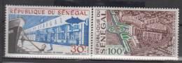 SENEGAL     1970          PA    N°  92/93     COTE   2.75     EUROS     (1191 ) - Senegal (1960-...)