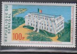 SENEGAL     1973          PA    N°  123     COTE   1.50     EUROS     (1197 ) - Senegal (1960-...)