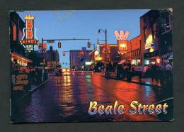 USA - Beale Street - Memphis - Tennessee - Memphis