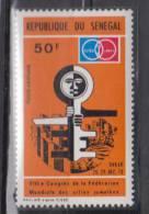 SENEGAL     1973          PA    N°  130     COTE   1.00     EUROS     (1200 ) - Senegal (1960-...)