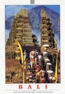Besakih, The Mother Temple, Mount Agung, Bali - Impact BL114 Unused - Indonesia