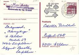 D-BRD 1984, Deutsches Spielkarten-Museum, 50 Jahre . . . (2.534.1) - Covers & Documents