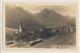 Telfes I Stubbi - Church, Train - Unclassified