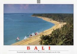 Peaceful Sanur Lagoon, Bali - Impact BL136 Unused - Indonesia