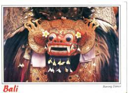 Barong Dance, Bali - Sujana AC244 Unused - Indonesia