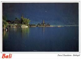 Pura Ulundanu, Bali - Sujana AC204 Unused - Indonesia