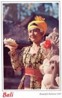 Beautiful Balinese Girl, Bali - Sujana AC240 Unused - Indonesia