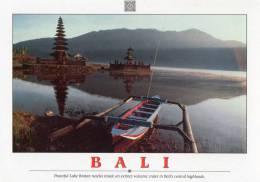 Lake Bratan, Central Highlands, Bali - Impact BL086 Unused - Indonesia