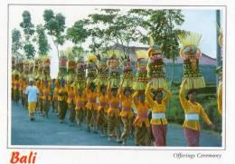 Offerings Ceremony , Bali - Sujana AC 277 Unused - Indonesia
