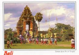 Taman Ayun Royal Temple, Bali - Sujana AC 267 Unused - Indonesia