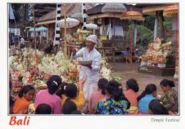 Temple Festival, Bali - Sujana AC 162 Unused - Indonesia