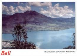 Mount Batur, Penelokan, Kintamani, Bali - Sujana AC 108 Unused - Indonesia