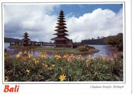 Uludanu Temple, Bedugul, Bali - Sujana AC 232 Used - Indonesia