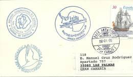 ANTARTIDA - ESPAÑA - BASE ANTARTICA ESPAÑOLA JUAN CARLOS I - CAMPAÑA 1995/96 - Research Stations
