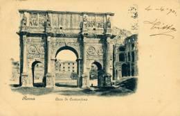 ROMA ARCO DI COSTANTINO 1901 - Roma (Rome)