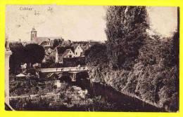 * Colmar (Dép 68 - Haut Rhin - France) * (Luib, éditeur Strasbourg) Pont, Canal, CPA, Jardin, Vieille Carte, Panorama - Colmar