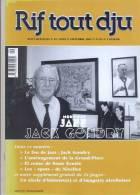 Nivelles - Rif Tout Dju - 433 - Septembre 2002 - Avec Supplément 12 Un Siècle D'histoire - Jack Gondry - Etat Neuf - Belgium