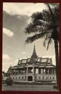 Cpsm Du Cambodge Le Palais Royal   MART5 - Cambodia